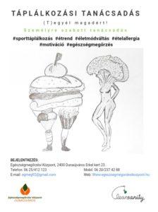 Táplálkozási tanácsadás plakát új